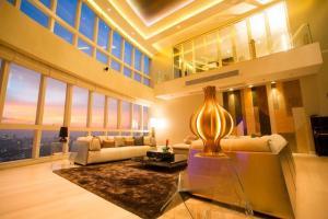 ขายคอนโดสุขุมวิท อโศก ทองหล่อ : Penthouse for sale at Millennium Residence Bangkok