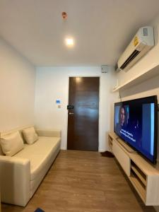 For RentCondoVipawadee, Don Mueang, Lak Si : Condo for rent, Episode Phahon-Saphan Mai, next to Big C Saphan Mai, large room, fully furnished.