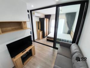 For RentCondoBang kae, Phetkasem : 💐🌼For rent The Base Phetkasem   1Bed, size 25 sq.m. Beautiful room, fully furnished.💐🌼