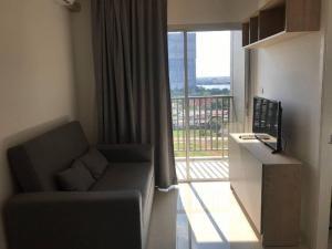 For RentCondoRattanathibet, Sanambinna : @condorental for rent Manor Sanambinnam, near MRT Yaek Nonthaburi, beautiful room, good price, ready to move in!!