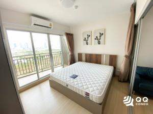 เช่าคอนโดพระราม 9 เพชรบุรีตัดใหม่ : 💘💝 ให้เช่า Supalai Veranda Rama 9 - 1ห้องนอน ขนาด 38 ตร.ม. พร้อมอยู่ ใกล้ MRT พระราม 9 💘💝