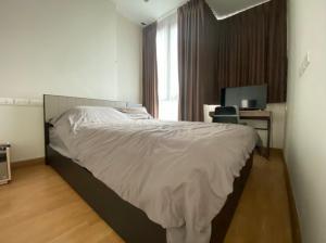 For RentCondoOnnut, Udomsuk : Rent Q House sukhumvit 79, 1 bedroom, size 30 square meters, high floor, price only 12000 baht.