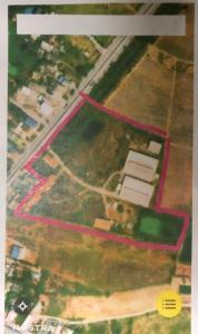 For RentFactoryNakhon Pathom, Phutthamonthon, Salaya : Factory for rent, total area 5, 000 sq m, near Malai Man Road.