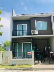 For SaleHouseBangna, Lasalle, Bearing : House for sale, livable, good condition, easy to travel, easy to find food, make an appointment to see the house. Quick sale, very good price, negotiable. If interested, chat or call.