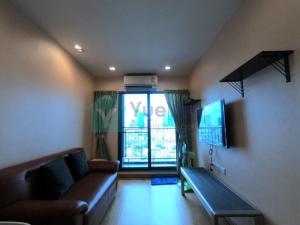 ขายคอนโดพระราม 9 เพชรบุรีตัดใหม่ : ห้องมุม ไม่ติดใคร ชั้นสูง ทิศตะวันออก วิวเมืองพระราม 9 Casa asoke dindaeng