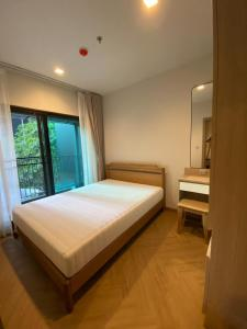 For RentCondoRama9, RCA, Petchaburi : Condo for rent Life Asoke Rama9 BA21_07_113_05, beautiful room, complete electrical appliances, price 22,999 baht.