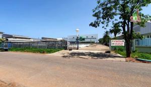 For SaleLandMahachai Samut Sakhon : Land, Samut Sakhon Industrial Estate, Rama 2 Road, Bang Krachao Subdistrict Mueang Samut Sakhon District Samut Sakhon Province