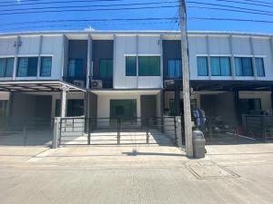 For SaleTownhouseChengwatana, Muangthong : Townhome for sale, 2 floors, 17.5 sq m, Pleno Village, Chaiyapruek-Chaengwattana 2.