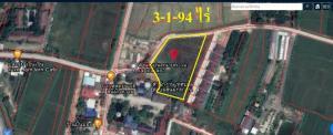For SaleLandChiang Mai : Land for sale near the municipality, near Chiang Mai airport, near Kad Farang, near Big C Mae Hia, Ring Road 3, Chiang Mai.