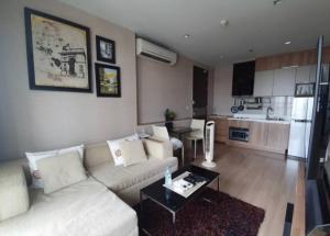 For RentCondoSathorn, Narathiwat : ‼️ Urgent rent, wide corner room, beautiful view 🔥 Rhythm Sathorn