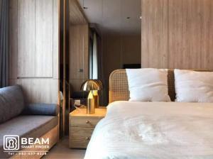 For RentCondoLadprao, Central Ladprao : LI056_W **LIFE LADPRAW ** Beautiful room, high floor. Quality furniture ✨