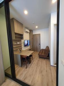 For RentCondoKasetsart, Ratchayothin : @condorental for rent KnightsBridge Kaset Society, fully furnished, beautiful room, good price, ready to move in!!