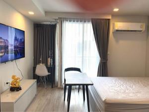 For RentCondoRatchathewi,Phayathai : For Rent Maestro 12 (27 sqm.)