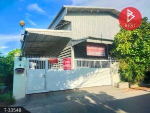 For SaleFactorySamrong, Samut Prakan : Factory for sale, area 2 ngan, Bang Pu Mai, Samut Prakan