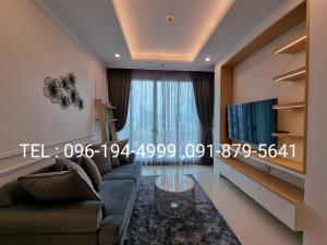 For RentCondoSukhumvit, Asoke, Thonglor : (2 bedrooms, 2 bathrooms, new, first person) Condo for rent Supalai Oriental, Sukhumvit 39 and Petchaburi 38/1, 11th floor, Building C, pool view, near BTS Phrom Phong, MRT Phetchaburi, ARL Makkasan And near Italthai Pier, make an appointment to watch 096