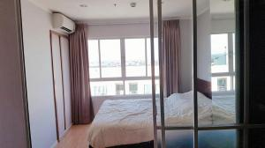 For SaleCondoBangna, Lasalle, Bearing : For sale: Lumpini Megacity Bangna 1 bedroom, 27 sq.m., furnished, high floor, best price!!