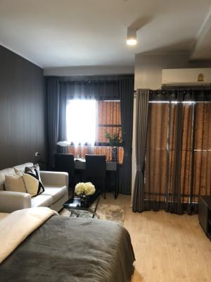 For SaleCondoRama9, RCA, Petchaburi : Project cell, posted Ideo New Rama 9, room out of reservation, good price, selling with furniture. Ready to decorate as in the picture, only 2.49 million