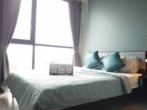 For RentCondoBang Sue, Wong Sawang : Urgent rent, leaked room, very good price, plus beautiful decoration, The Line Condo, Wong Sawang