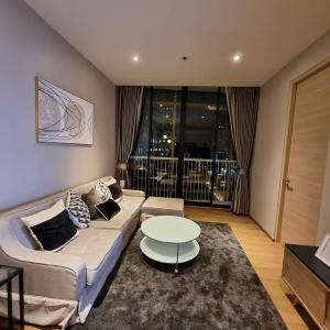 For RentCondoSukhumvit, Asoke, Thonglor : Luxury condo in the heart of the city for rent PARK ORIGIN 24 Sukhumvit-Phrom Phong 2 bedrooms 1 bathroom (new room) garden view