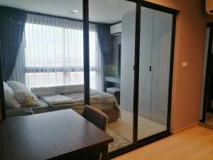 เช่าคอนโดพระราม 9 เพชรบุรีตัดใหม่ : ให้เช่าคอนโด RISE พระราม 9 ขนาด 1ห้องนอน เพียง 9000 บาท