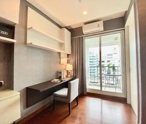 For SaleCondoSukhumvit, Asoke, Thonglor : Sell 1 bed IVY Thonglor newly renovated fully furnished
