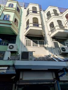 เช่าตึกแถว อาคารพาณิชย์วิทยุ ชิดลม หลังสวน : RPJ191ให้เช่า อาคารพาณิชย์ 1คูหา 6 ชั้น ใกล้ BTS ชิดลม มีที่จอดรถ