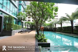 For SaleCondoSukhumvit, Asoke, Thonglor : Duplex Best Deal!! 25+ High Floor 2 Beds Condo for Sale Near BTS Asoke - The Room Sukhumvit 21 @16.49 MB