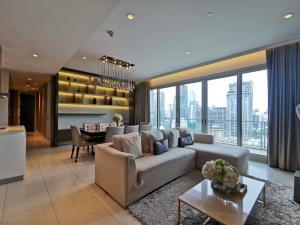 ขายคอนโดวิทยุ ชิดลม หลังสวน : Condo for Sale 3 bedroom unit at 185 Rajadamri Lumpini View near BTS Ratchadamri.
