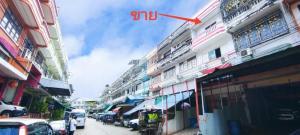 For SaleShophouseRama 2, Bang Khun Thian : Quick sale, 3-storey commercial building, 31.4 sq.wa., Bang Khun Thian District. near Lotus Rama 2