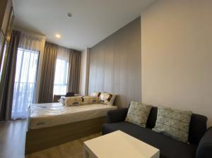 For RentCondoKasetsart, Ratchayothin : Knightsbridge Kaset Society - 1 bedroom, 1 bathroom, size 24 sq m, 14th floor, Building A, please @ 0631645447