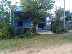 ขายบ้านหาดใหญ่ สงขลา : ขายบ้าน มีรั้ว (ภายในรั้ว มีบ้าน และที่ดินเปล่าข้างบ้าน) ต้นผลไม้