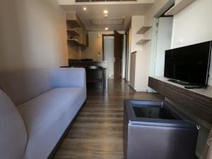 For RentCondoSapankwai,Jatujak : Onyx Phahonyothin Rent!! 13,000 Baht. 1 Bed 1 Bath , Size 31 sqm Fully Furnished and Ready To Move in