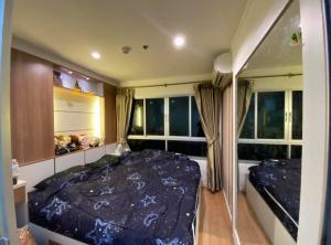 For SaleCondoBangna, Lasalle, Bearing : For sale: Lumpini Megacity Bangna 1 bedroom, 27 sq.m., corner unit, furnished, best price!!