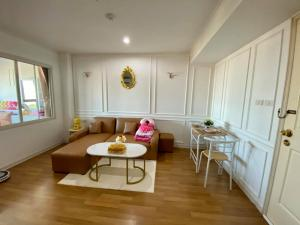 For RentCondoThaphra, Wutthakat : 📌[Condo for rent] Lumpini Place Ratchada-Thapra, very beautiful room, good location, near BTS, complete electrical appliances ready to move in