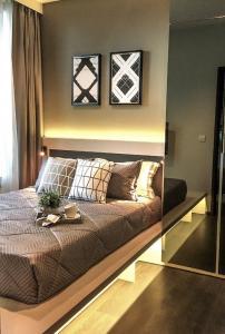For RentCondoSukhumvit, Asoke, Thonglor : 🔥 Cheap rental EDGE SUKHUMVIT 23, size 35 Sq.m., price only 18,000 baht/month 🔥