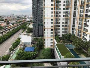 For RentCondoThaphra, Wutthakat : The Parkland Taksin-Thapra Price 8,000 baht/month 🔥Hot Deal!🔥 Make an appointment to see the room Line ID :@n4898 (with @)
