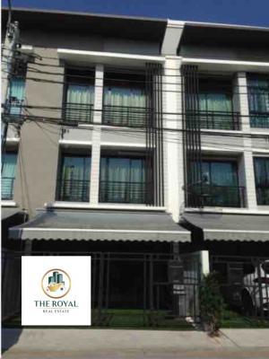 For RentTownhouseRamkhamhaeng, Hua Mak : Agent post 🌺 3 storey townhome for rent @ Rama 9-Ramkhamhaeng 30,000/month.