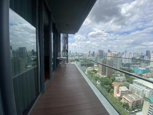 For SaleCondoSukhumvit, Asoke, Thonglor : Selling 3 bedrooms, fully furnished, high floor.