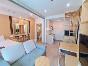 For RentCondoSiam Paragon ,Chulalongkorn,Samyan : **For Rent Special Price** 1 Bedroom, corner room, beautiful room, fully furnished, only 17,000 baht, contact 094-565-6351