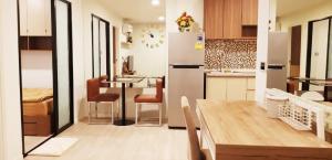 For RentCondoRangsit, Patumtani : (Owner) 2 bedrooms!! Kave condo 38 sqm. Building A, 7th floor