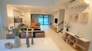 ขายทาวน์เฮ้าส์/ทาวน์โฮมอ่อนนุช อุดมสุข : ขายบ้านแฝด สร้างใหม่ เหมาะทำ Home office สุขุมวิท 101 - ปุณณวิถี