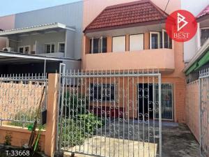 For SaleTownhouseBang Sue, Wong Sawang : 2 storey townhouse for sale, Setaniwet Village, Bang Bon, Bangkok.
