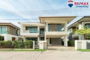 For SaleHouseMahachai Samut Sakhon : ขายบ้านเดี่ยว ตรงข้ามเซ็นทรัลมหาชัย Luxury Living