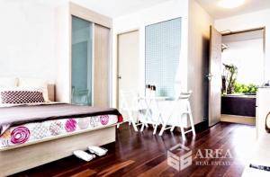 For RentCondoWongwianyai, Charoennakor : For rent IDEO Sathorn–Taksin Nearby BTS Krung Thon Buri