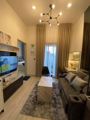เช่าคอนโดอ่อนนุช อุดมสุข : 🔥🔥🔥For Rent The Line สุขุมวิท 101🏬 One Bed ห้องสวย ✨พร้อมอยู่‼️@JST Property.