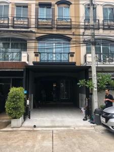 เช่าทาวน์เฮ้าส์/ทาวน์โฮมพัฒนาการ ศรีนครินทร์ : ( 1 ) PM2 ให้เช่าทาวน์โฮม3 ชั้น โครงการ บ้านกลางเมือง เดอะปารีส พระราม9 รามคำแหง ถนนกรุงเทพกรีฑาซอย7
