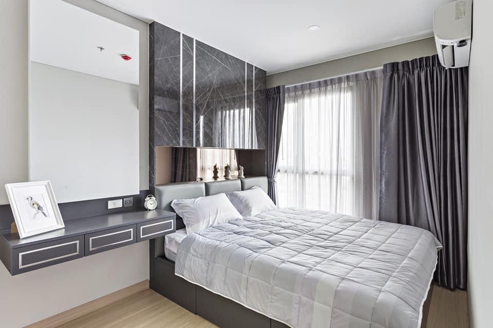 For RentCondoRatchathewi,Phayathai : Condo for rent, Lumpini Suite Din Daeng - Ratchaprarop [Lumpini Suite Dindaeng -Ratchaprarop] near BTS Victory Monument, 1 bedroom, 1 bathroom