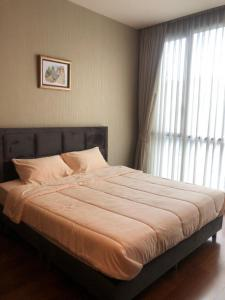 For RentCondoSukhumvit, Asoke, Thonglor : For Rent Quattro by Sansiri 2 bed 2 bath 5th flr BTS Thong lor