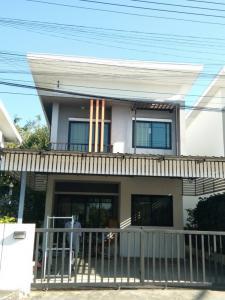 For SaleTownhouseChiang Mai : ทาวน์โฮมแยก 2 ชั้น สภาพใหม่
