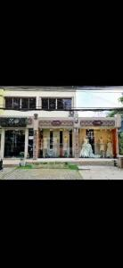 For RentShophouseYothinpattana,CDC : NA-B6000 4 storey building for rent with roof deck, next to the road along the expressway. Ekkamai-Ramintra, special price